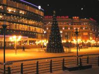 Коледна Москва